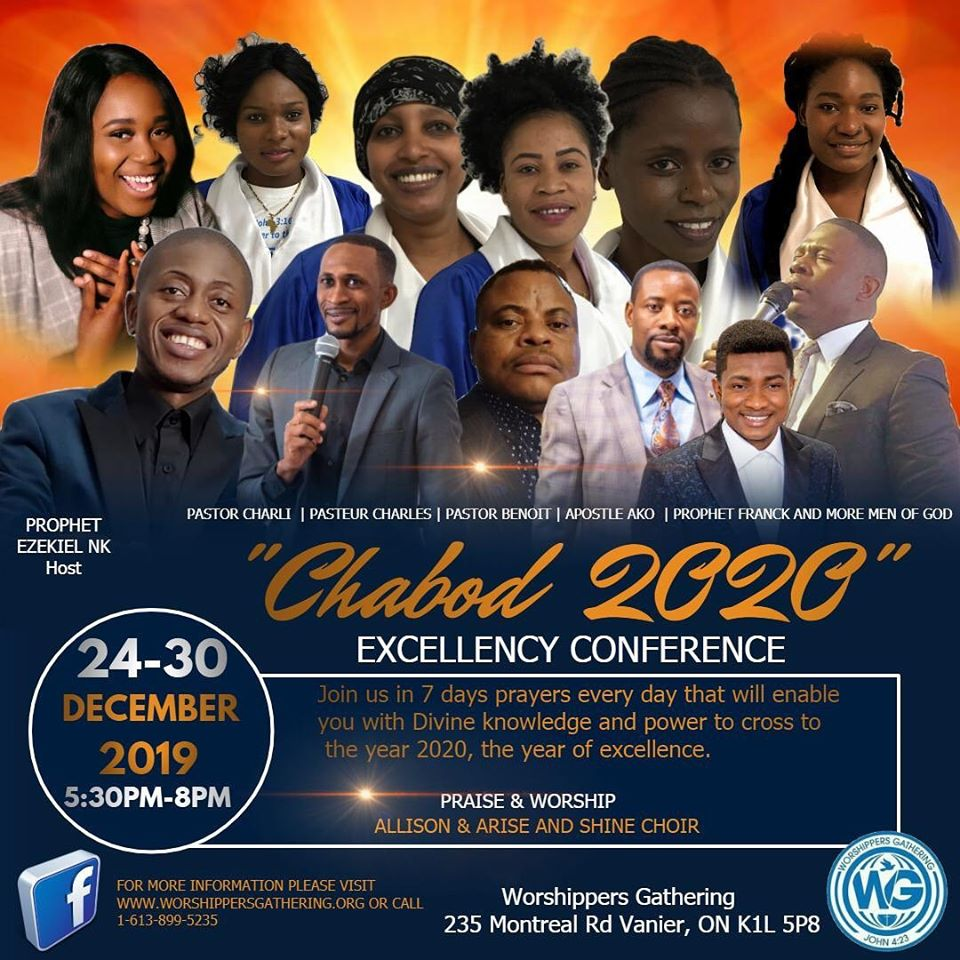 Chabod 2020- Excellency Conference